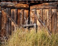 rustic wall art barn old barn barn wood large by ...