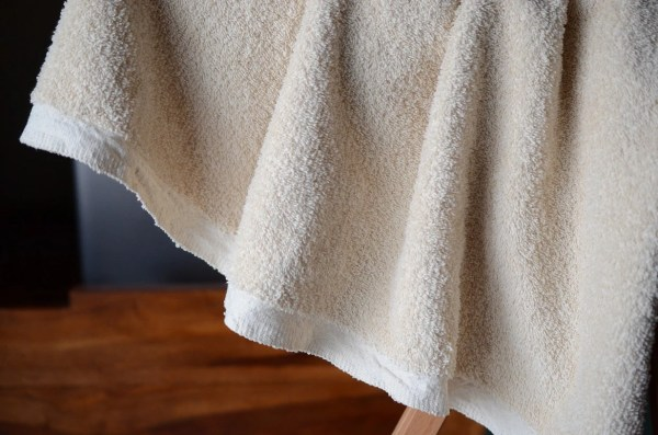 Cotton Terry Cloth Fabric by the Yard