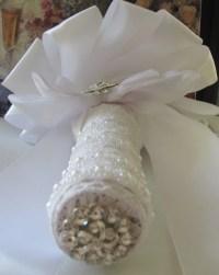Bridal Bouquet Holder, Wedding Bouquet Holder. DIY Bridal ...