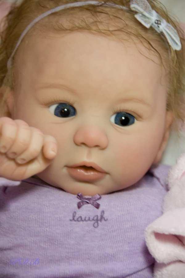 Custom Order Reborn Doll Baby Girl Kylin