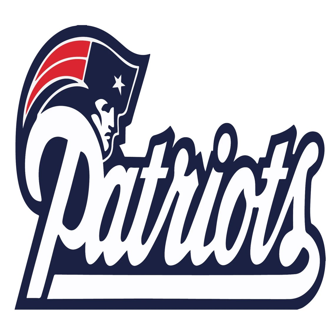 Download New England Patriots SVG digital logo EPS Dxf PNG from ...