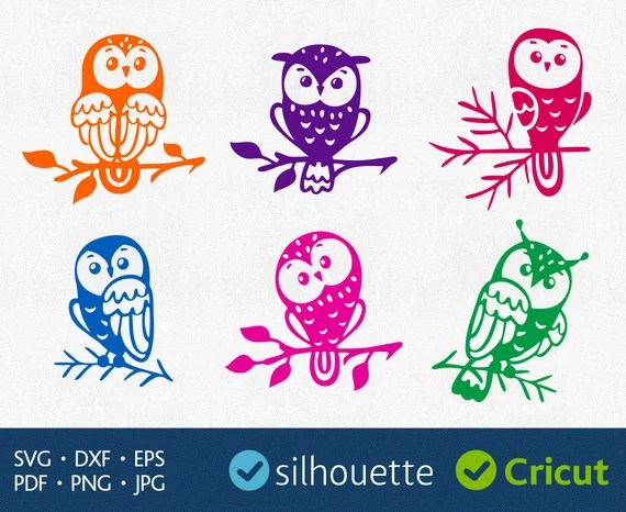 Download Owl Svg Cut Files Cricut downloads Svg Owl image Dxf ...