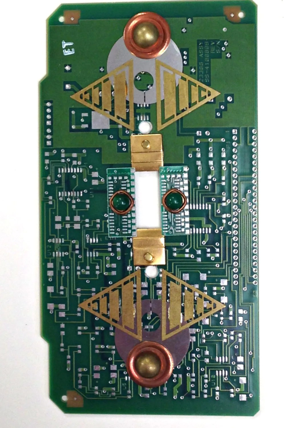 Recycled Circuit Board Switch Plate Recycled Circuit Board Switch