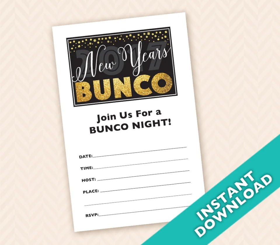 Downloadable New Years Bu...