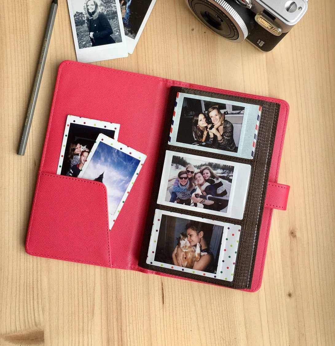 Instax Photo Album For Instax Mini Size Instax Photo Album