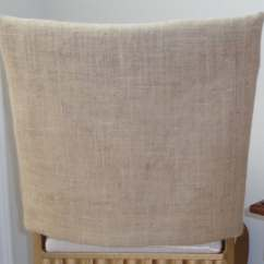 Burlap Dining Chair Covers Where To Buy At Wholesale Jute Rustic Back Weddings Parties