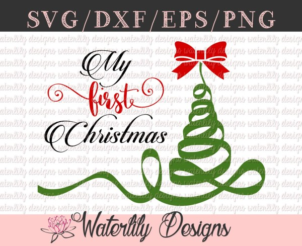 christmas svg dxf cut