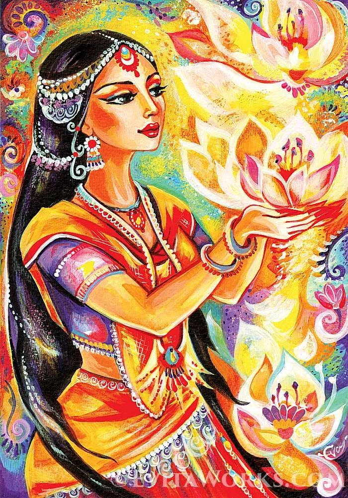 Umar Name Wallpaper Hd Spiritual Art Praying Woman Inspirational Painting Indian