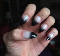 White Acrylic & Press On Nails | Etsy Studio