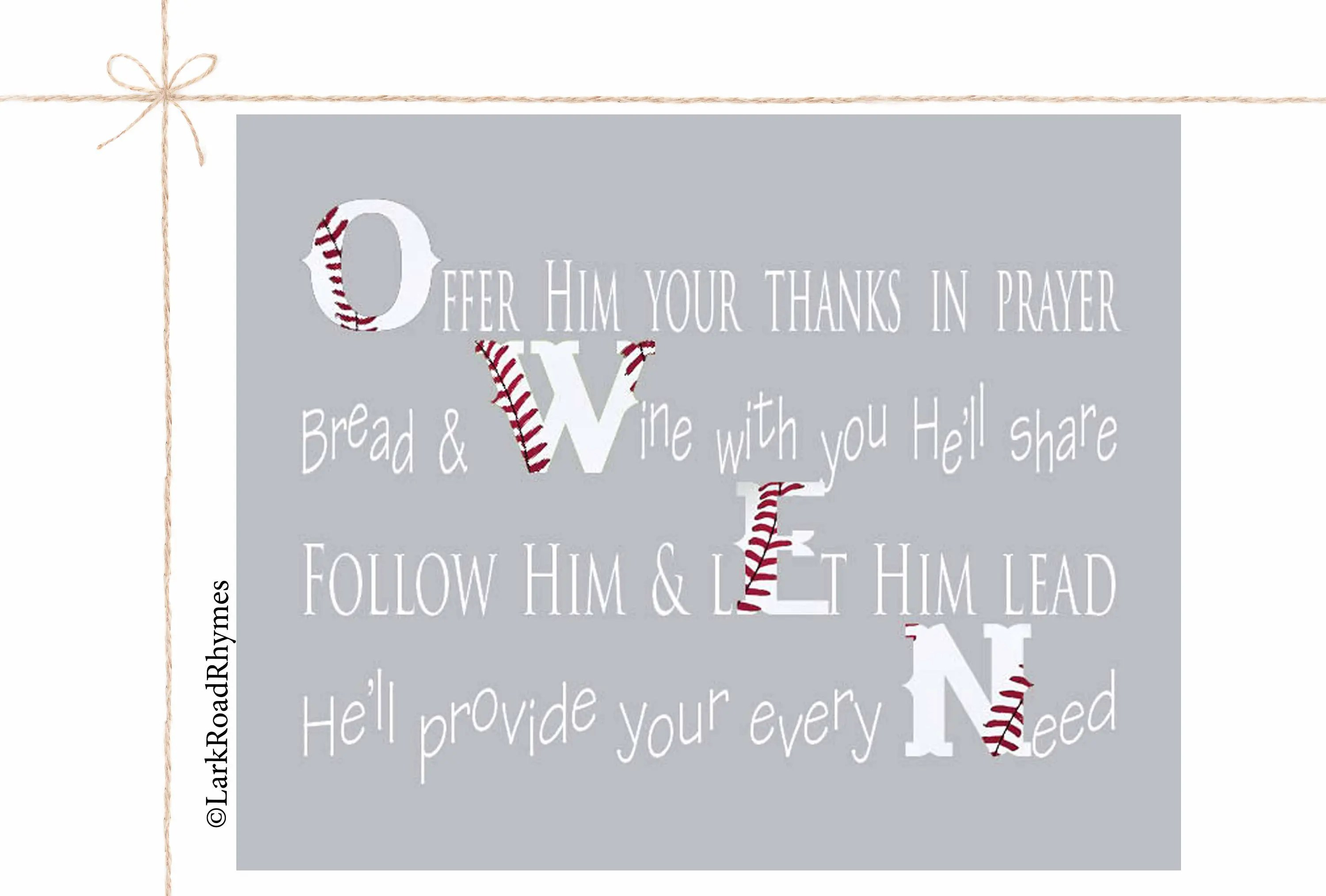 Items similar to First Communion Personalized Meaningful