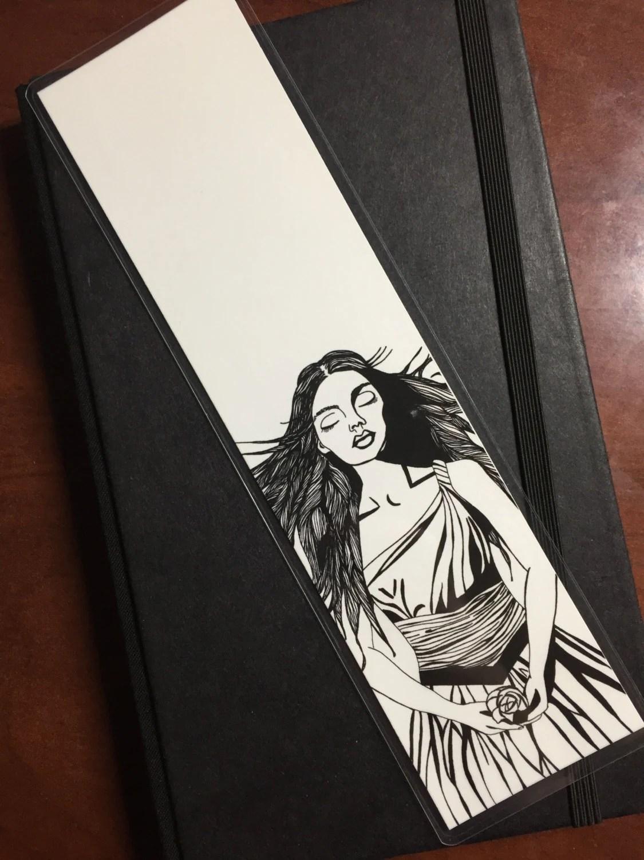 Juliet - Original Ink Dra...