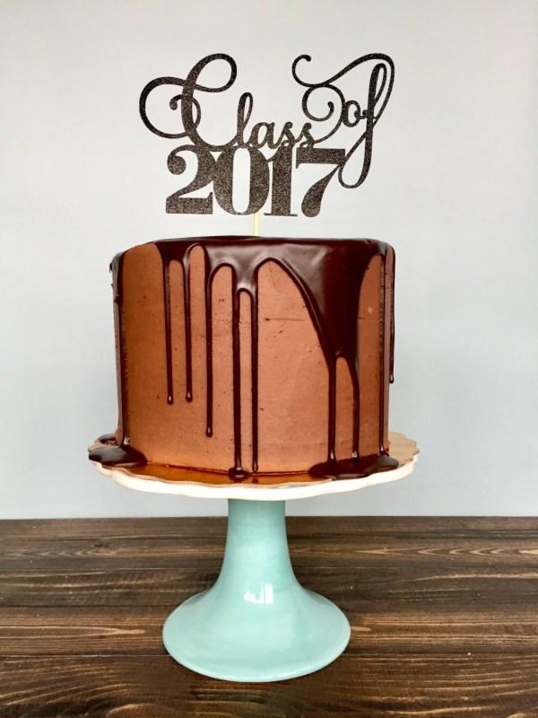 Cake Topper Graduation