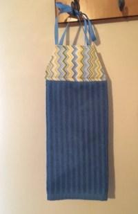 Hanging Tie Towel Tie Towel Tea Towel Dish Towel Hanging