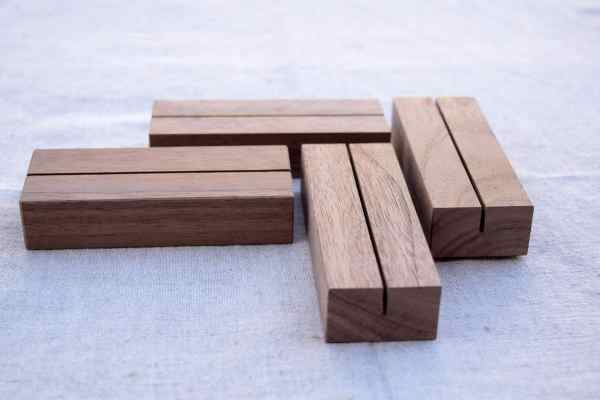 Table Number Stands Holders