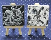 Original Mini Paintings -...