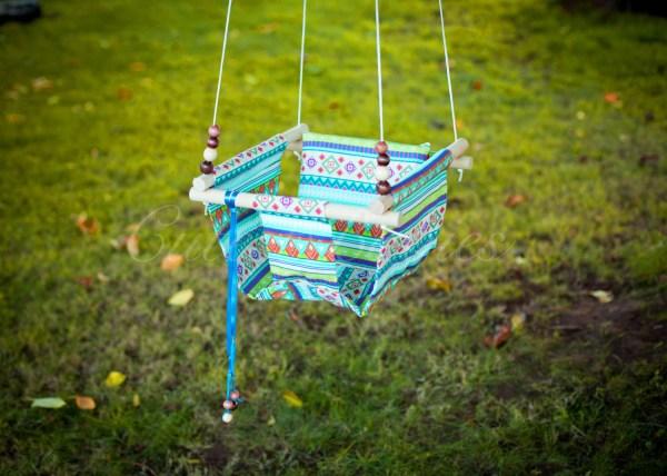 Indoor Outdoor Baby Swing