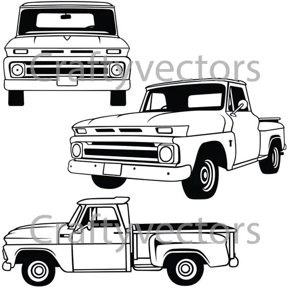 1964 chevrolet pick up
