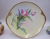 1890s Hand Painted and Ar...