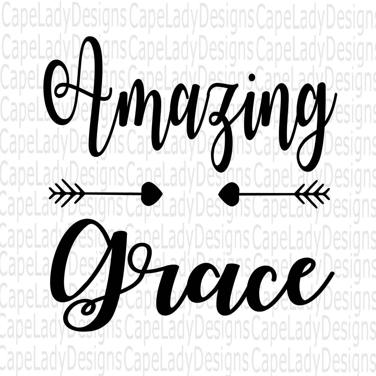 Amazing Grace Svg Christian Vector File easter svg amazing