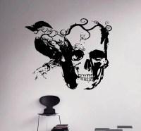 Gothic bedroom decor | Etsy