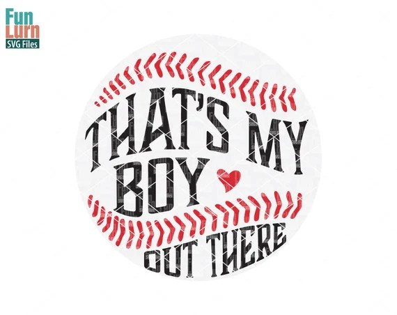 Download Baseball svg That's my boy svg That's my boy out