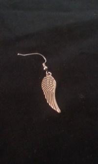 Feather Wing Earring For Men Earring for Men Men's