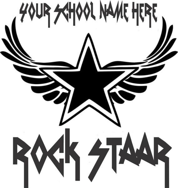 Staar Texas Rock Staar Shirt Custom with your School's