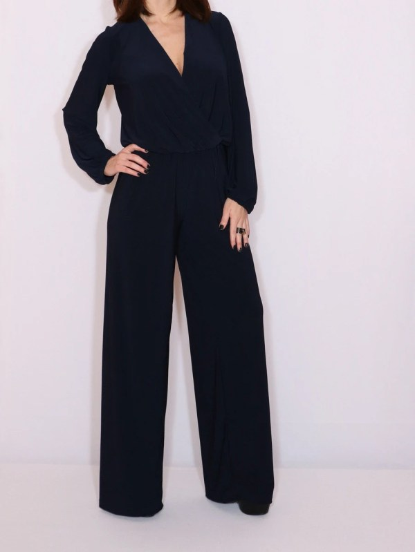 48cbbe50c16 20+ Long Sleeve Wide Leg Jumpsuit Pictures and Ideas on Meta Networks
