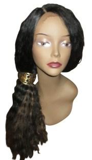 essence wigs superstar dark brown