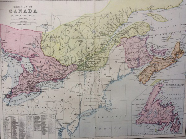 Map Of Canada Eastern Provinces.20 Map Of Eastern Canada Provinces Pictures And Ideas On Weric