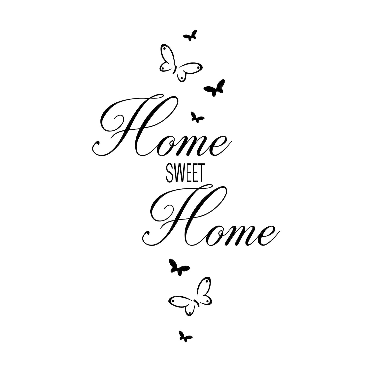 Home Sweet Home Graphics SVG Dxf EPS Png Cdr Ai Pdf Vector Art