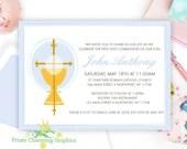 Communion Invitation • ...