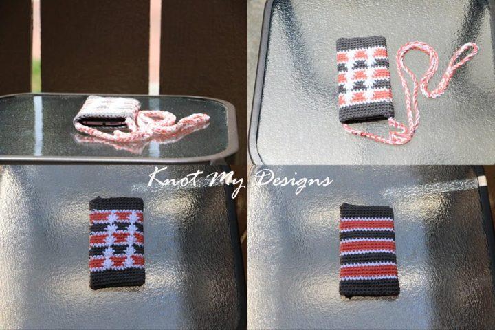 Crochet Phone Case Pouch ...