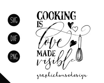 Download Made with love svg | Etsy