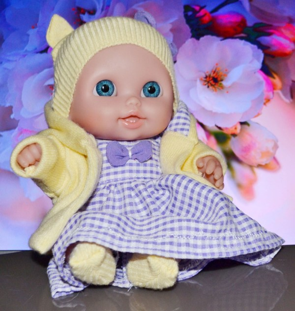 Doll Clothes Baby 8.5 22 Cm Paola Reina
