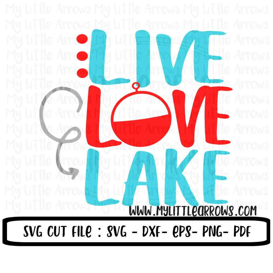 Download Live love lake SVG, DXF, EPS, png Files for Cutting ...