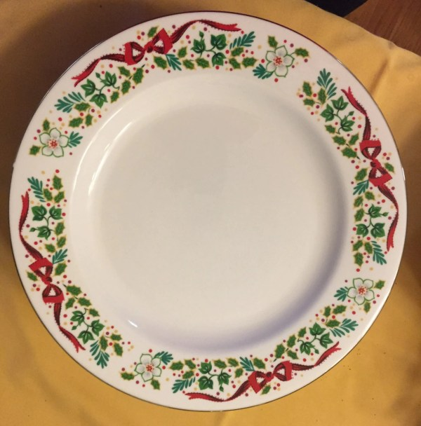 Domestications 12 Days Of Christmas Dinnerware