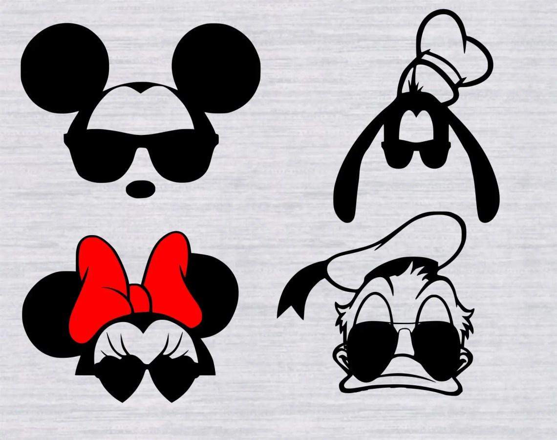 Download Mickey Mouse SVG Bundle Mickey Mouse SVG files Disney svg