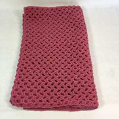 Wheelchair Blanket Affordable Massage Chair Lap Throw Office Cover Crocheted Rose