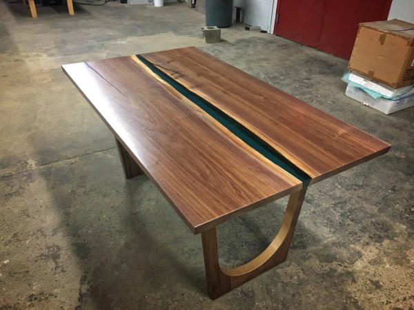 Walnut Epoxy Resin For Wood Color - Year of Clean Water