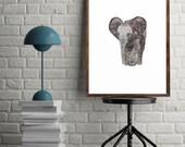 Elephant Painting Art Pri...