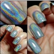 micron holographic unicorn powder