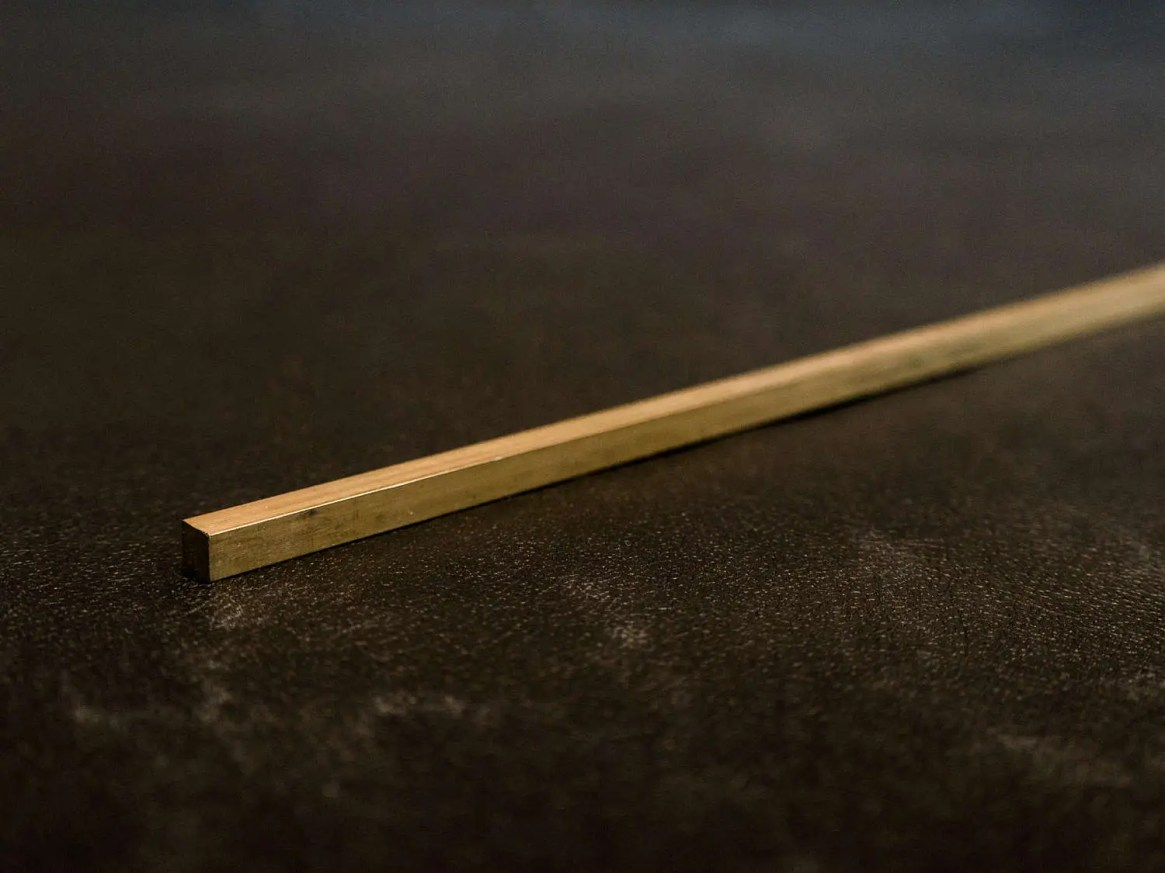 Brass Spacer (Square or R...