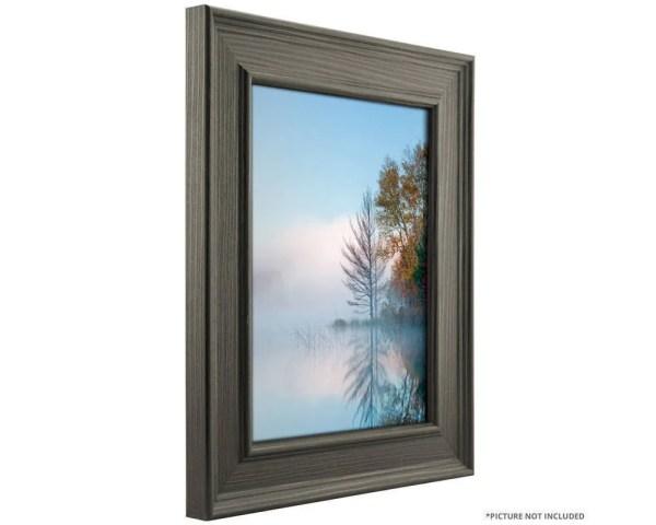Craig Frames 12x36 Gray Oak Barnwood Frame Revival 2