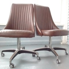 Chromcraft Chairs Vintage Back Posture Chair Pillow Sale Dining 70s Decor