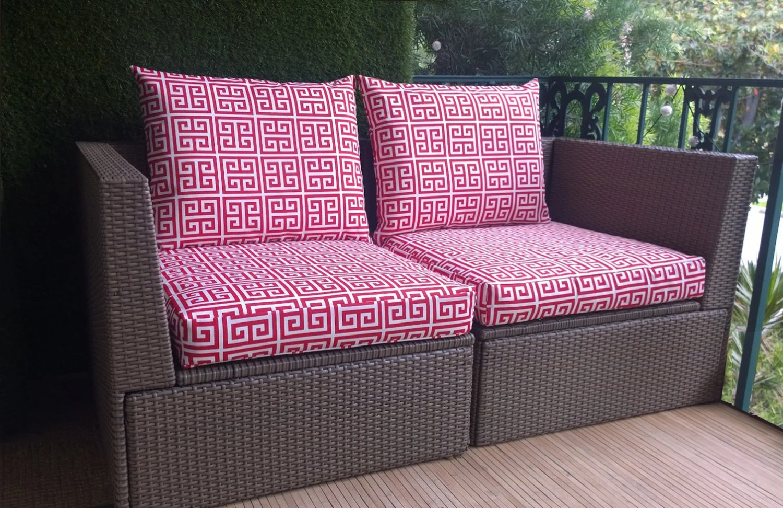 IKEA Outdoor Furniture Cushion Covers
