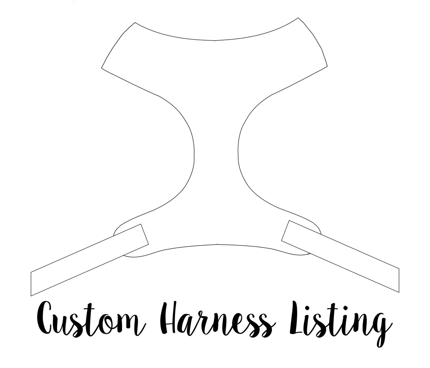 Custom Dog/Cat Harness