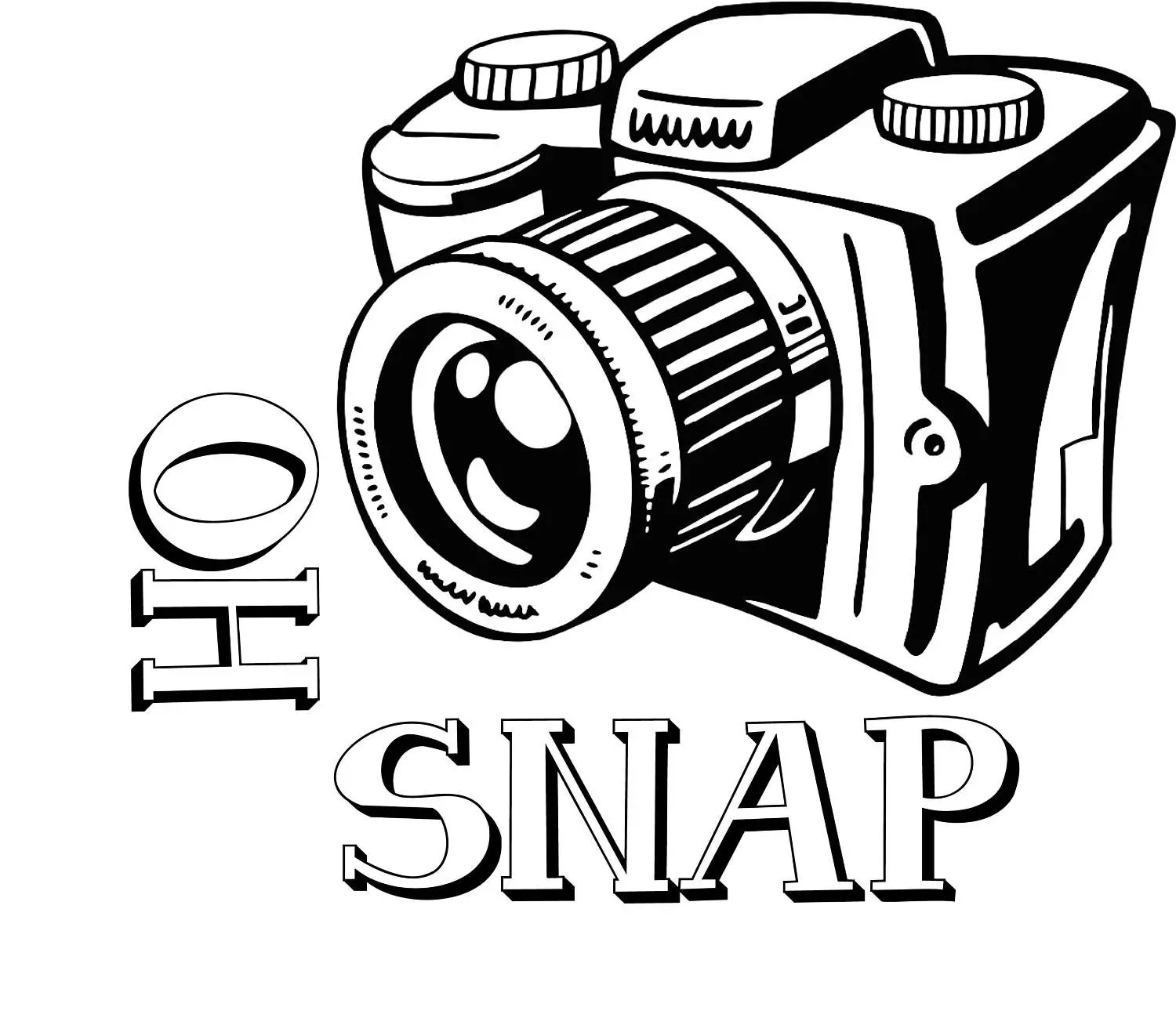 Oh Snap Camera Svg Digital Download File From Tstoplease