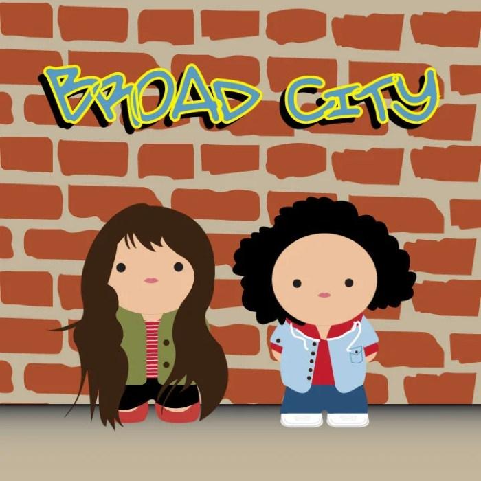 Broad City kawaii art pri...