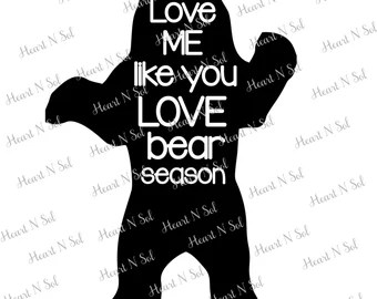 Download Bear hunter   Etsy